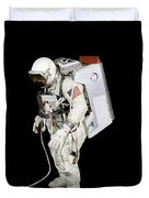 Spacesuit Used By Gemini Viii Duvet Cover