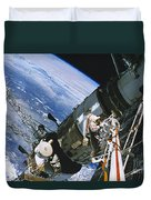 Spacewalk Duvet Cover