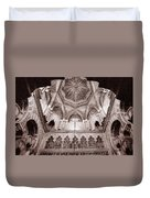 Spain Cathedral 1 Duvet Cover