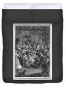 Spain: Inn, 1810 Duvet Cover