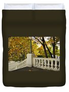 Spanish Steps II Duvet Cover