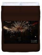 Sparks Duvet Cover