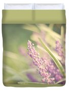 Speak Softly Duvet Cover