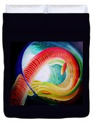 Sphere Serpula 2 Duvet Cover