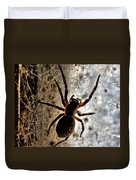Spiders Home Duvet Cover