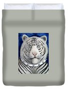 Spike The Tiger Duvet Cover