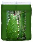 Spines Duvet Cover