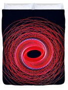Spiral Abstract 24 Duvet Cover