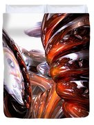 Spiral Dimension Abstract Duvet Cover