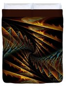 Spiral Staircases Duvet Cover