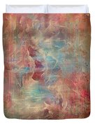 Spirit Of The Waters Duvet Cover