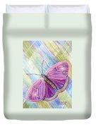 Spiritual Butterfly Duvet Cover