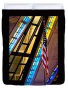 Spiritual Freedom Duvet Cover