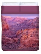 Splendor Of Utah Duvet Cover