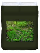 Spring At Cleveland Metro Park Duvet Cover