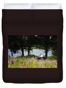 Spring Love Duvet Cover
