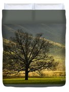 Spring Morning In Cades Cove - D003803a Duvet Cover