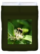 Spring Pollination Duvet Cover