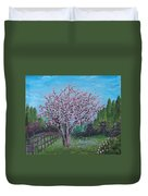 Spring Tree Duvet Cover