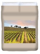 Spring Vineyard Duvet Cover