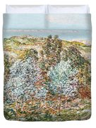Springtime Vision Duvet Cover