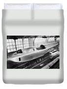 Spruce Goose Hull Construction Duvet Cover