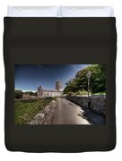 St Davids Cathedral Pembrokeshire 2 Duvet Cover
