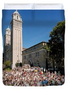 St James Cathedral 2007 Duvet Cover