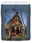 St James Tavern - London Duvet Cover