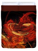 St Louis Abstract Duvet Cover