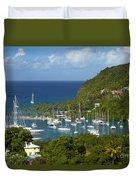 St Lucia Duvet Cover