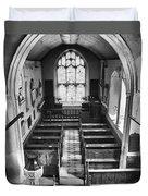 St Margaret Herringfleet Duvet Cover