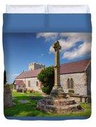 St Mary 1080 Duvet Cover