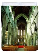 St. Marys Cathedral, Kilkenny City, Co Duvet Cover