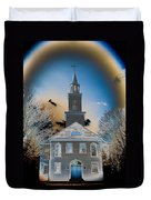 St. Mary's Episcopal Church  Duvet Cover