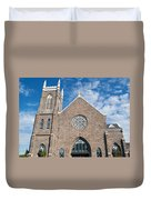 St. Patrick Church Duvet Cover