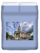 St Paul Church Duvet Cover