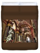St Stanislaus Church - Posnan Poland Duvet Cover