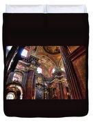 St Stanislaus Parish Church Duvet Cover