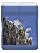 St Stephens Cathedral - Vienna Duvet Cover