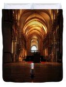 St Thomas Becket's Shrine Duvet Cover