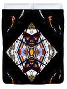 Stained Glass 2 Duvet Cover