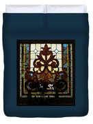 Stained Glass Lc 16 Duvet Cover