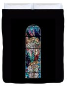 Stained Glass Pc 06 Duvet Cover