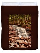Stairs Falls Duvet Cover
