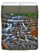 Stairs Of Water Duvet Cover