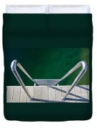 Stairs To The Water Duvet Cover