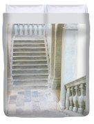 Stairway In Radovlica Duvet Cover