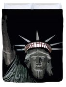 Statue Of Liberty Poster Duvet Cover