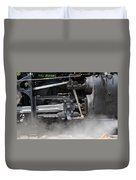 Steam Power Duvet Cover